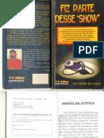 Fiz Parte Desse Show - Cazuza - Livro - Ana Maria Costa