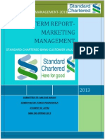 Term Project-Standard Chartered Bank