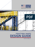 AGL Fiberglass Structural Shapes Design Guide 2014