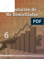 Tributacion de No Domiciliados (1)