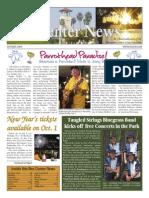 Rec Center News Sun City West Oct 2009