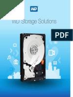 WD Hard Disk Comparison