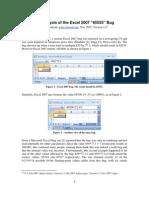 Excel2007Bug