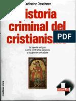 Karlheinz Deschner - Historia Criminal Del Cristianismo - Vol 5