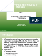 Composite Materials and Processes