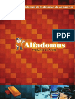 Manual Alfadomus