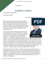 ConJur - Constituição e Poder_ O Juiz Entre a Bondade e a Justiça