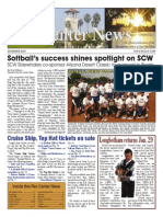 Rec Center News Sun City West Dec 2009