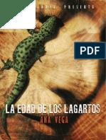 La Edad de Los Lagartos, De Ana Vega Scribd