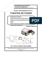 Manual Practico de Fuente de Poder