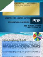 Presentacion Cap2 Seccion 5 a La 7 Sabado 12 de Abril 2014