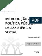 Introdução à Política Pública de Assistência Social