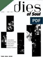 Anita Baker - Aretha Franklin - Chaka Khan - Diana Ross - Randy Crawford - Soul Songbook