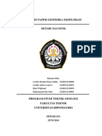 Geofisika Eksplorasi Kelompok 10 ( Metode Magnetik ).docx
