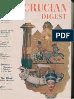 Rosicrucian Digest, March 1956