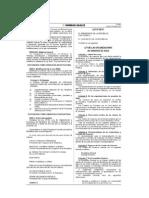 Ley 30157 Ley de Organizaciones de Usuarios de Agua
