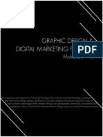 Graphic Design & Marketing Portfolio-Martin