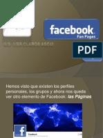 Página Empresarial en Facebook