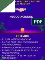 Negociaciones
