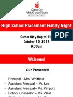 2013-14 high school powerpoint
