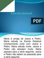 COESÃO+TE..