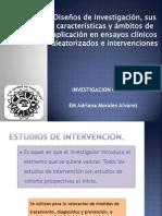 Ensayos Clinicos Aleatorizados e Intervenciones