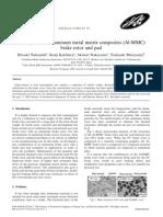 2002 - Hiroaki Nakanishi - DevelopmentofaluminummetalmatrixcompositesAlMMCbra[Retrieved-2014!03!06]