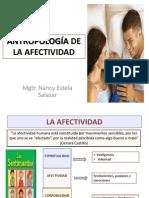 Diapositivas. Antropología de La Afectividad