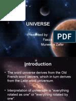 Universe Presentation