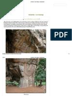 Bhimbetka - Cave Paintings _ Sandhya Manne