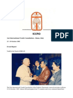 Youth consultation 1985