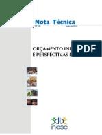 NT 181 - Orçamento Indigenista