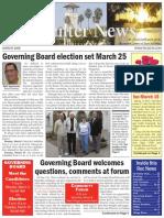 Rec Center News Sun City West March 2008