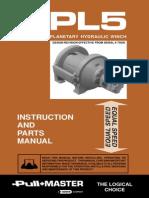 Model Pl5 Service Manual