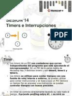 Sesion 14 - Timers e Interrupciones