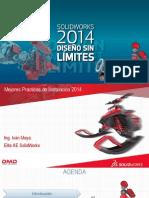 Mejores Practicas Instalacion de SolidWorks 2014