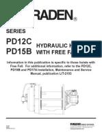 PD12C Free Fall