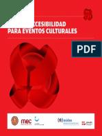 URUGUAY 2014 Pronadis Guia Accesibilidad