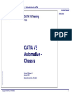 Catia v5 Automotive Chassis 237796