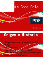 Coca-Cola. Origen e historia