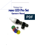NanoLEDPro Manual