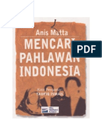 Mencari Pahlawan Indonesia