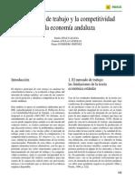 Guerrero, Diego Et Al. - El Mercado de Trabajo y La Competitividad de La Economía Andaluza [1999]