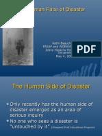 Human Face of Disaster, December 2003