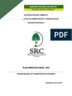 Plan Operativo Src 2014 Final Febrero