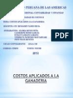 Costos Aplicados La Ganaderia (1)
