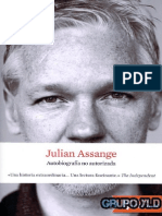 Autobiografia No Autorizada - Julian Assange