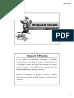 3. Metodología de Evaluación de Proyectos de Inversi Ón