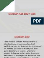 Sistema Abs Ebd y Asr