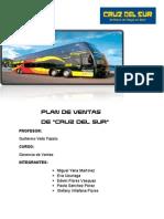 Plan de Ventas Cruz Del Sur